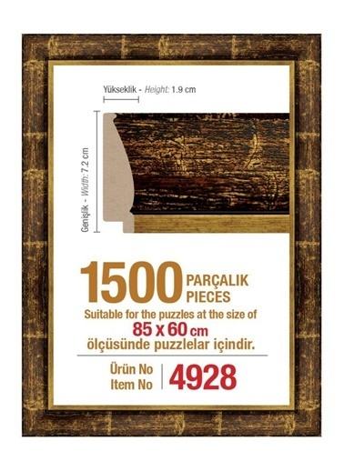 Educa Heidi 1500 Parçalık Puzzle Çerçevesi 60X85 Cm 4928 Renkli